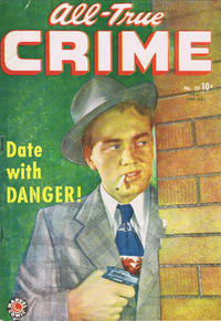 Cover Thumbnail for All True Crime Cases Comics (Bell Features, 1948 series) #35