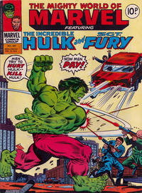 Cover Thumbnail for The Mighty World of Marvel (Marvel UK, 1972 series) #281