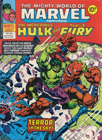 Cover for The Mighty World of Marvel (Marvel UK, 1972 series) #286
