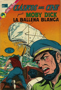Cover for Clásicos del Cine (Editorial Novaro, 1956 series) #286