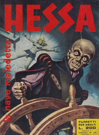 Cover Thumbnail for Hessa (Ediperiodici, 1970 series) #6