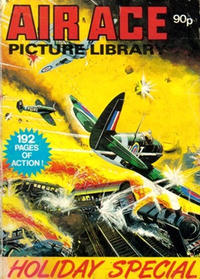 Cover Thumbnail for Air Ace Picture Library Holiday Special (IPC, 1969 series) #[nn]