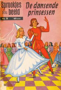 Cover Thumbnail for Sprookjes in beeld (Classics/Williams, 1957 series) #9 - De dansende prinsessen