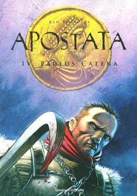 Cover Thumbnail for Apostata (Standaard Uitgeverij, 2009 series) #4 - Paulus Catena