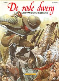 Cover Thumbnail for Collectie Kronieken (Talent, 1988 series) #30 - De rode dwerg 1. De nacht van de verlossers