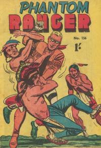 Cover Thumbnail for The Phantom Ranger (Frew Publications, 1948 series) #156