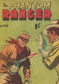 Cover Thumbnail for The Phantom Ranger (Frew Publications, 1948 series) #143