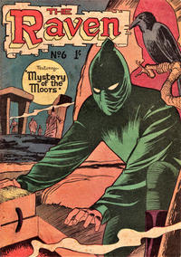 Cover Thumbnail for The Raven (Young's Merchandising Company, 1957 series) #6
