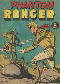 Cover Thumbnail for The Phantom Ranger (Frew Publications, 1948 series) #180
