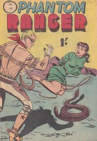 Cover Thumbnail for The Phantom Ranger (Frew Publications, 1948 series) #153