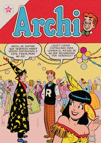 Cover Thumbnail for Archi (Editorial Novaro, 1956 series) #84