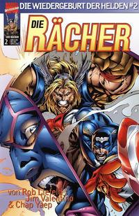 Cover Thumbnail for Die Rächer (Die Wiedergeburt der Helden) (Panini Deutschland, 1999 series) #2