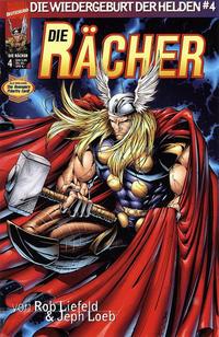 Cover Thumbnail for Die Rächer (Die Wiedergeburt der Helden) (Panini Deutschland, 1999 series) #4