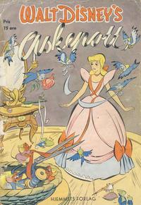 Cover Thumbnail for Walt Disney's serier (Hjemmet / Egmont, 1950 series) #[1/1950]