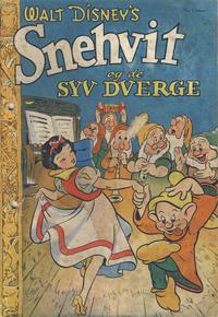 Cover Thumbnail for Walt Disney's serier (Hjemmet / Egmont, 1950 series) #[1/1951]
