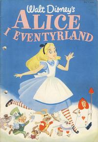 Cover Thumbnail for Walt Disney's serier (Hjemmet / Egmont, 1950 series) #[2/1951]