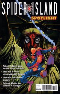 Cover Thumbnail for Spider-Island Spotlight (Marvel, 2011 series)
