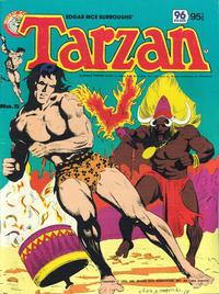 Cover Thumbnail for Edgar Rice Burroughs' Tarzan (K. G. Murray, 1980 series) #5