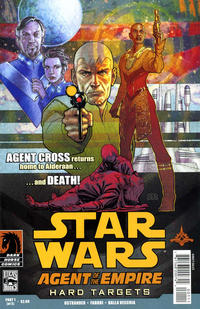 Cover Thumbnail for Star Wars: Agent of the Empire - Hard Targets (Dark Horse, 2012 series) #1