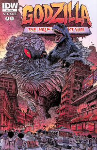 Cover Thumbnail for Godzilla: The Half-Century War (IDW, 2012 series) #3