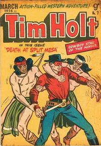 Cover Thumbnail for Tim Holt (Magazine Management, 1955 series) #7