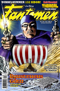 Cover Thumbnail for Fantomen (Egmont, 1997 series) #25-26/2012