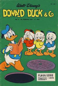 Cover Thumbnail for Donald Duck & Co (Hjemmet / Egmont, 1948 series) #9/1968