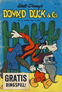 Cover Thumbnail for Donald Duck & Co (Hjemmet / Egmont, 1948 series) #15/1968