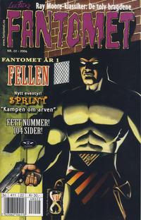 Cover Thumbnail for Fantomet (Hjemmet / Egmont, 1998 series) #22/2004