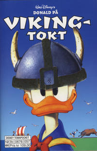 Cover Thumbnail for Donald Duck Tema pocket; Walt Disney's Tema pocket (Hjemmet / Egmont, 1997 series) #[53] - Donald på vikingtokt