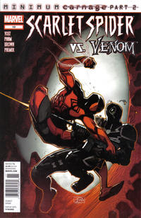 Cover Thumbnail for Scarlet Spider (Marvel, 2012 series) #10