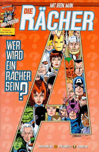 Cover Thumbnail for Die Rächer (Die Rückkehr der Helden) (Panini Deutschland, 2000 series) #4
