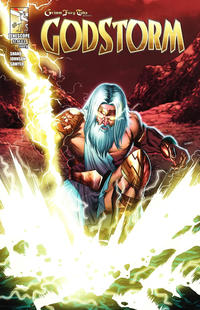 Cover Thumbnail for Grimm Fairy Tales Presents Godstorm (Zenescope Entertainment, 2012 series) #1