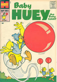 Cover Thumbnail for Baby Huey, the Baby Giant (Harvey, 1956 series) #19