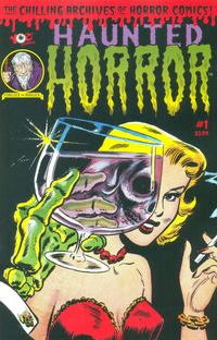 Cover Thumbnail for Haunted Horror (IDW, 2012 series) #1