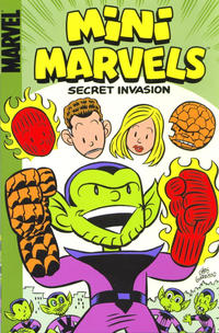Cover Thumbnail for Mini Marvels: Secret Invasion (Marvel, 2009 series)