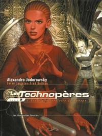 Cover Thumbnail for Les Technopères (Les Humanoïdes Associés, 1998 series) #2 - L'école pénitentiaire de Nohope