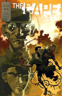 Cover Thumbnail for The Cape: 1969 (IDW, 2012 series) #2 [Cover RI - Variant by Nelson Daniel]
