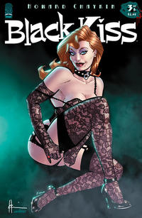 Cover Thumbnail for Black Kiss 2 (Image, 2012 series) #3
