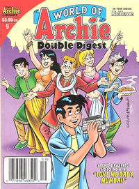 Cover Thumbnail for World of Archie Double Digest (Archie, 2010 series) #9 [Newsstand]
