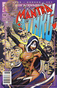 Cover Thumbnail for Mantra (Malibu, 1993 series) #6 [Newsstand Edition]