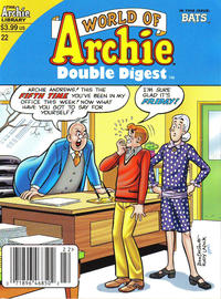 Cover Thumbnail for World of Archie Double Digest (Archie, 2010 series) #22 [Newsstand]