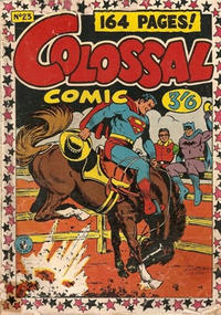 Cover Thumbnail for Colossal Comic (K. G. Murray, 1958 series) #23