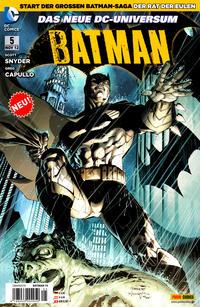 Cover Thumbnail for Batman (Panini Deutschland, 2012 series) #5 (70)