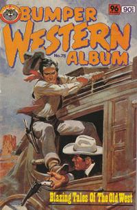 Cover Thumbnail for Bumper Western Album (K. G. Murray, 1978 ? series) #75