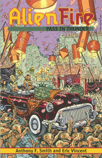 Cover Thumbnail for Alien Fire: Pass in Thunder (Kitchen Sink Press, 1995 series)