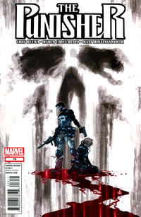 Cover Thumbnail for The Punisher (Marvel, 2011 series) #16