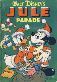 Cover Thumbnail for Walt Disney's serier (Hjemmet / Egmont, 1950 series) #[4/1952]