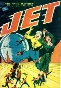Cover Thumbnail for Jet (Superior, 1951 series) #3