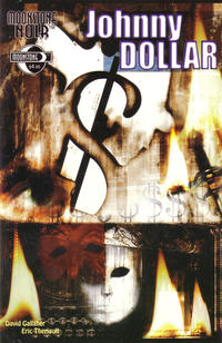 Cover Thumbnail for Moonstone Noir: Johnny Dollar (Moonstone, 2003 series)